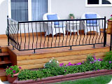 Deck & Balcony Rail